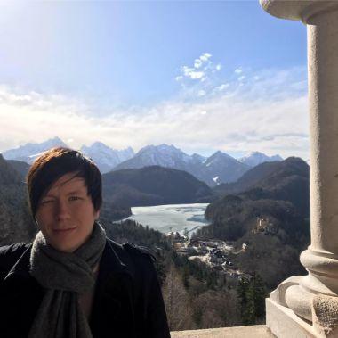 Bild på mig (Andreas Johansson), som driver hemsidan.