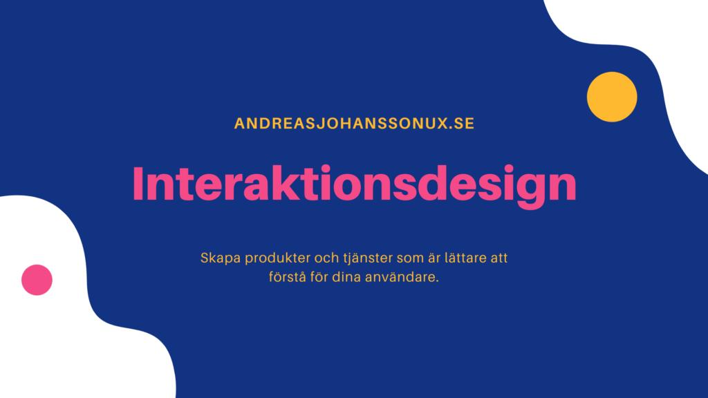 Vad är interaktionsdesign? Här hittar du tips på jobb och utbildningar inom interaktionsdesign.