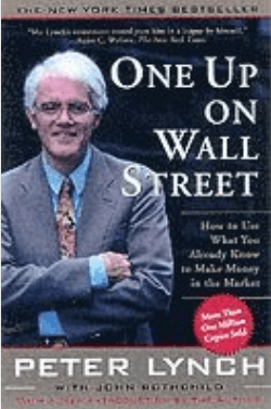 One up on Wall Street av Peter Lynch.