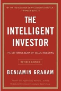 The intelligent investor av Benjamin Graham.