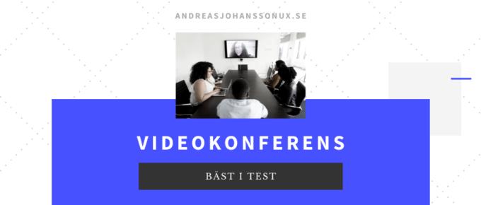 Videokonferens - tips om de bästa verktygen för en videokonferens just nu.