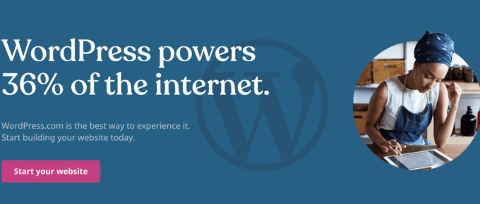 Wordpress och Elementor.
