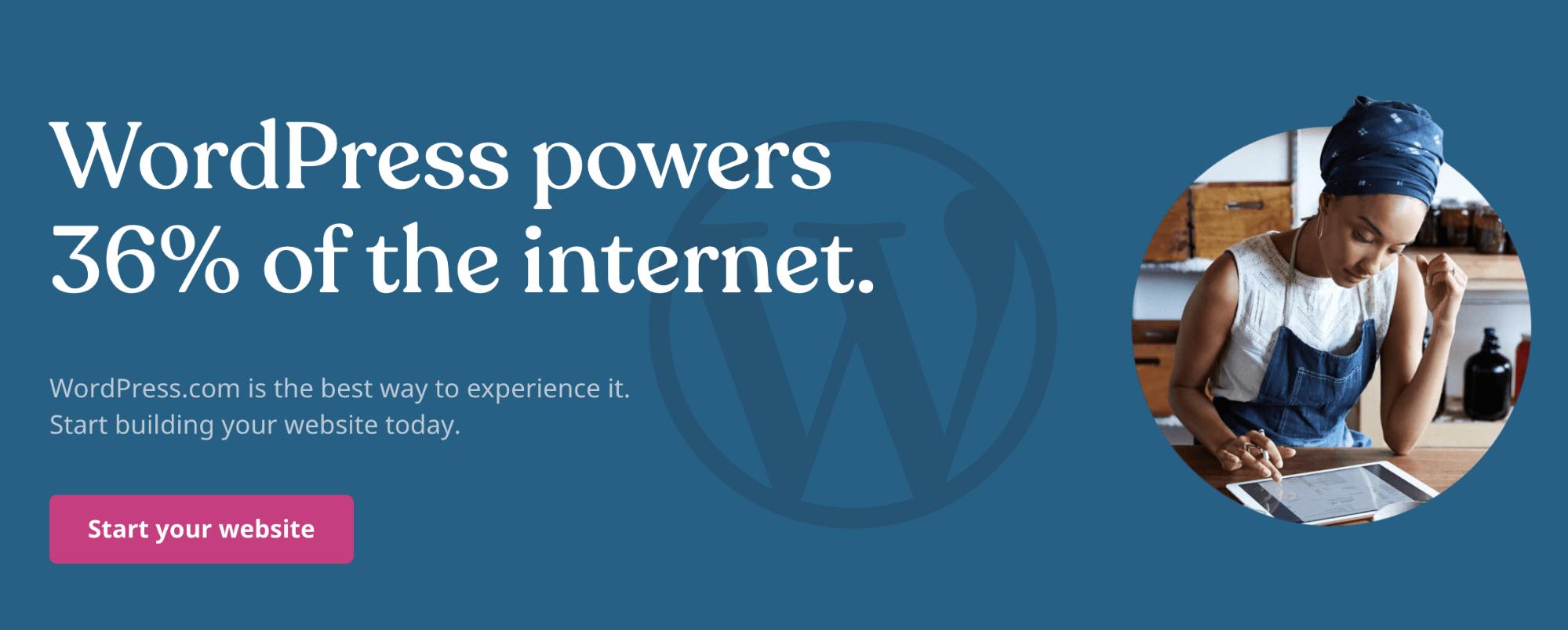Wordpress och Elementor.