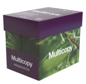 Multi Copy Presentation 100g A4 ohålat 2500 ark