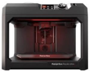 Makerbot Replicator + - läs mer på Ginza.