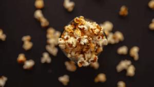 Popcorn - onyttiga eller inte?