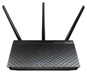 Asus RT-AC66U - riktigt bra och prisvärd router.