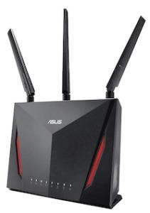 Asus RT-AC86U - riktigt bra val som all-around router