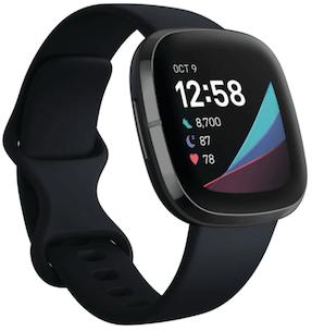 Fitbit Sense (Android, iOS)