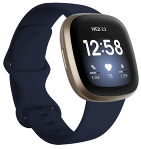 Fitbit Versa 3 (Android, iOS)