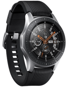 Samsung Galaxy Watch (Android, iOS)