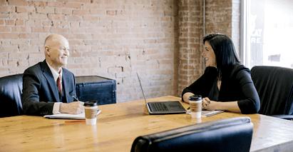 Ja, när passar det att göra en semi-struktuerad intervju egentligen?